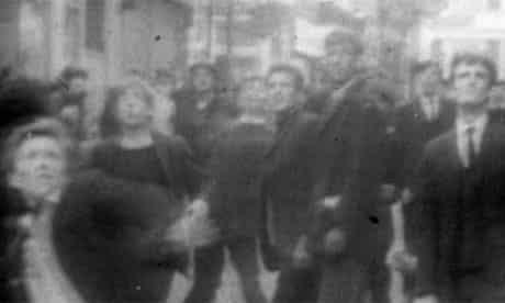British Pathé archive: Belfast riots