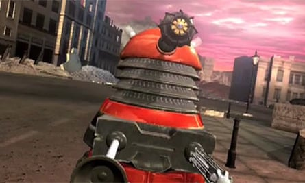 Doctor Who interactive game launches in Sheffield