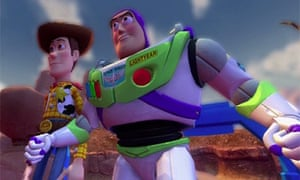Stil from the trailer for the Toy Story 3 game