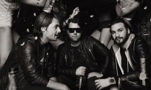Dance group Swedish House Mafia
