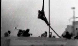 IDF releases more footage of flotilla attack
