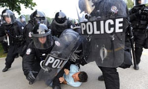 CANADA G8 G20 SUMMIT PROTESTS