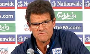 Capello's England future to be decided in two weeks