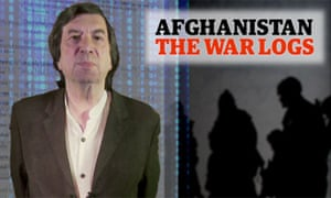 David Leigh's video introduction to the Afghanistan Data