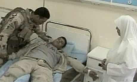 Blast kills nearly 60 Iraqi army recruits