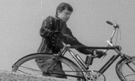 Ridley Scott's Boy & Bicycle