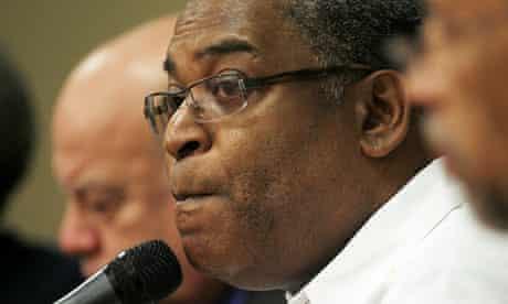 Haiti Prime Minister Jean-Max Bellerive