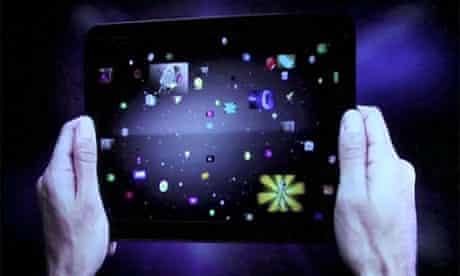 CES 2011: Motorola's Xoom Honeycomb tablet