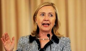 Hillary Clinton on Iran