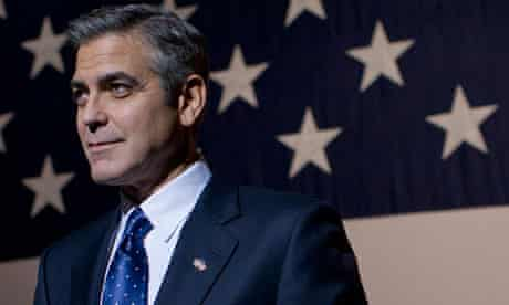George Clooney as Mike Morris in The Ides of March
