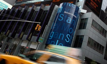 Morgan Stanley said cuts will be made at four New York locations