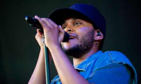 Abel Tesfaye, aka The Weeknd