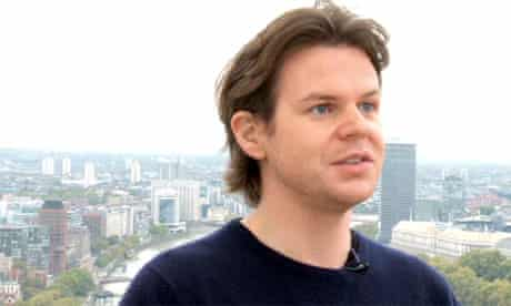 Christopher Kane interview for Vogue