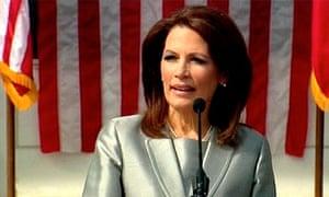 Michele Bachmann announces presidential bid