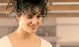 Jessica Brown Findlay in Niall MacCormick's Albatross