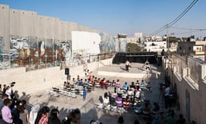 The Tempest in The West Bank