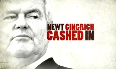 Gingrich Florida advert