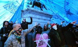 Occupy DC protesters