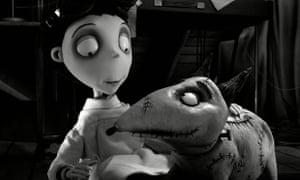 tim burton the love and life and death stuff was stewing from  frankenweenie video review