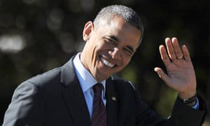 Obama at the Kingsmill Resort in Williamsburg, Virginia