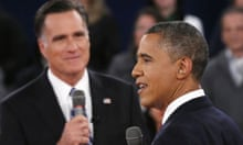 What are some counterclaims people(who support Romney) have of Obama?