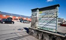 New England Compounding Center, Framingham, Massachusetts