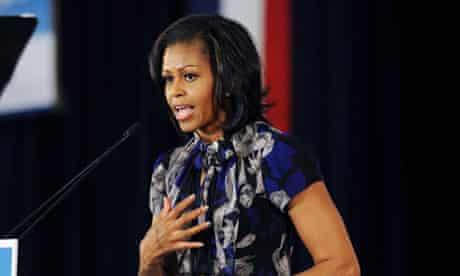 Michelle Obama at Broward College