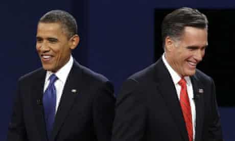 First US presidential debate