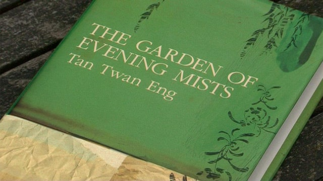 why the garden of evening mists should win the 2012 booker prize video books the guardian - The Garden Of Evening Mists