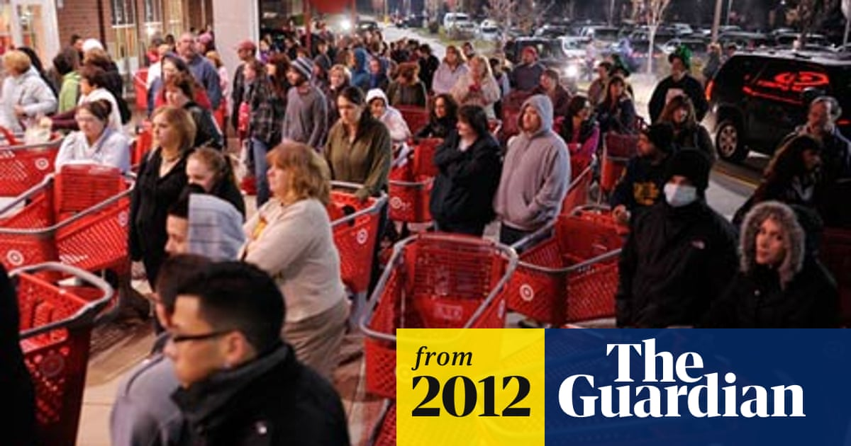 Black Friday Slips Into Grey Thursday As Retail Giants Face Staff Backlash Retail Industry The Guardian