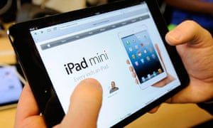 Tablet screen speed test goes to iPad mini - and Amazon