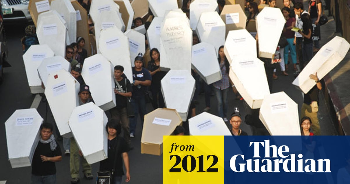 Philippines massacre: three years on, victims' families