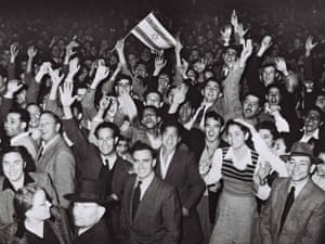 Israel At 60: The Birth Of A Nation, The Partition of Palestine