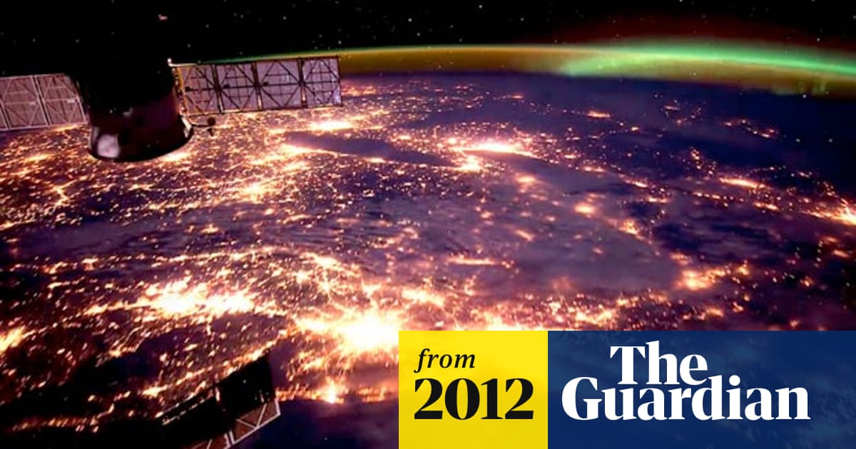 Earth seen from the International Space Station – timelapse