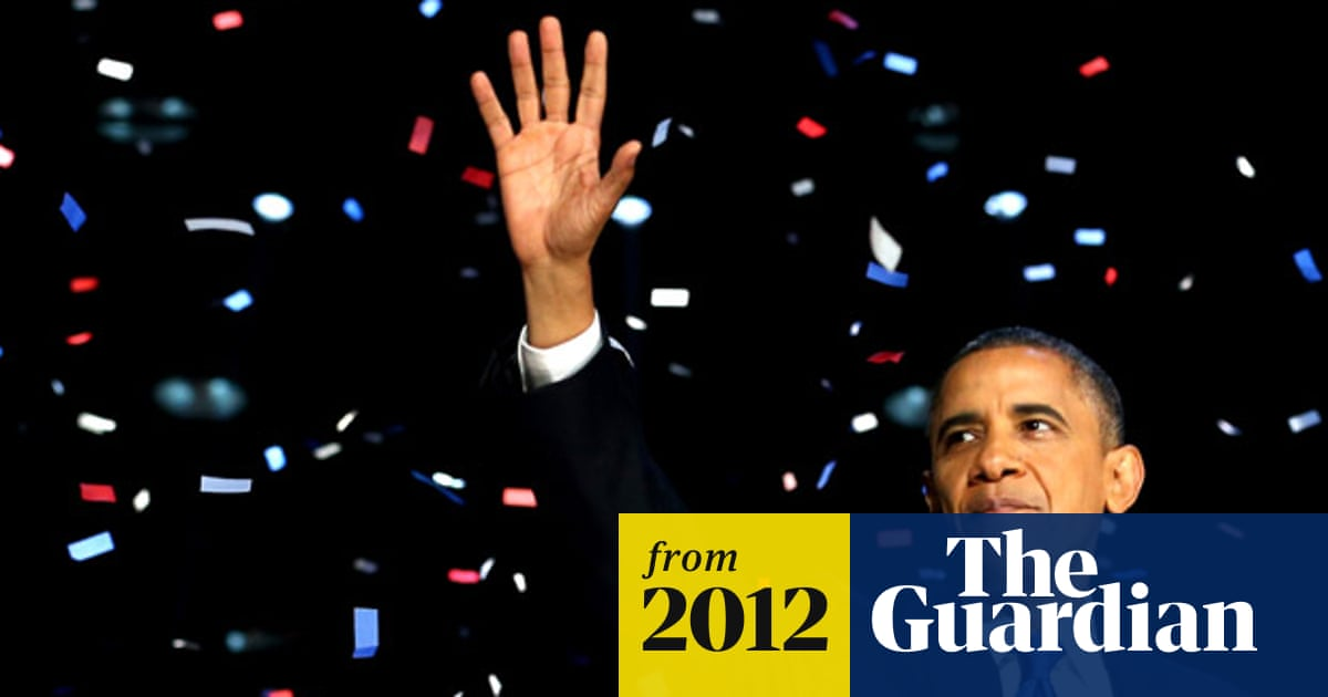 Barack Obama's victory speech – full text | US news | The
