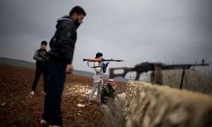 Syrian rebel groups