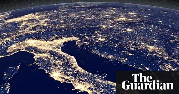 Nasa Satellite Captures Earth S Electric Night Video