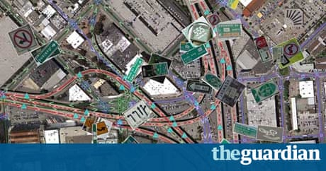 Googles Mr Maps Sets His Sights On World Delineation Technology - Us map google