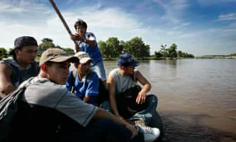 Migrants in Kansas