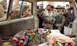 US Kandahar Afghanistan