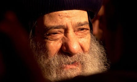 Pope Shenouda III, the leader of Coptic Christians in Egypt, has died aged 88