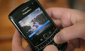 Research In Motion has conceded its BlackBerry smartphones cannot compete with iPhone and Android