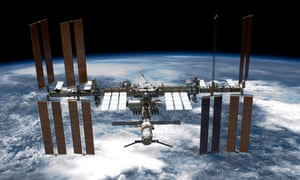 Nano   Space Shuttle Endeavour Makes Last Trip To ISS Under Command Of Astronaut Mark Kelly