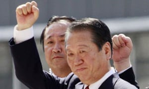 Ichiro Ozawa, a powerful figure in Japan's governing party, has been cleared of corruption