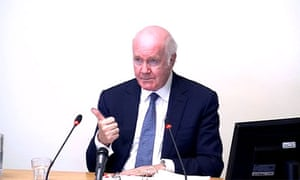 Lord Reid at the Leveson inquiry