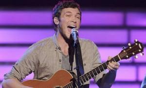 Phillip Phillips has won American Idol 2012