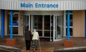Hinchingbrooke hospital has been taken over by the private firm Circle