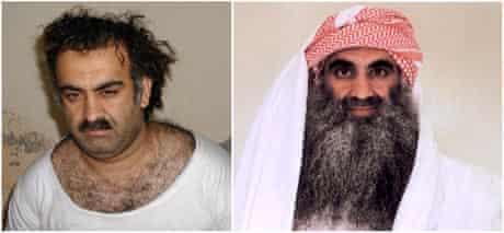 Alleged 9/11 mastermind Khalid Sheikh Mohammed