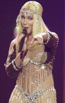 Cher  US singer