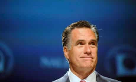 Mitt Romney address at Latino conference in Florida